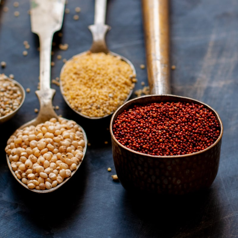 How to Introduce Millets in our diets